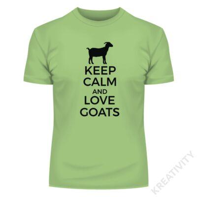 Keep Calm Kecske