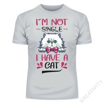 I have a cat feliratos póló