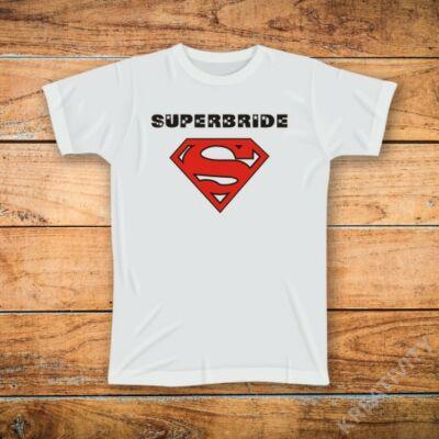 Superbride mintás póló