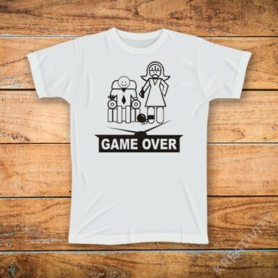 game over 2feliratos póló