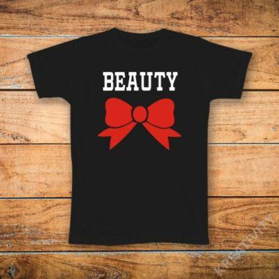 Beauty mintás póló
