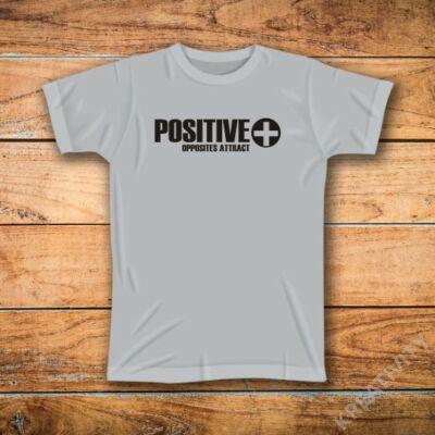 Positive mintás póló