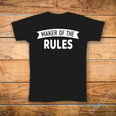 Maker of the rules