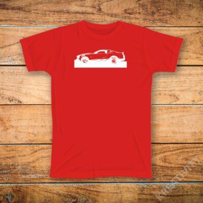 Mustang feliratos póló
