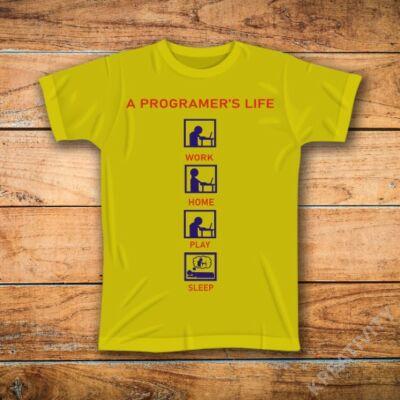 A PROGRAMER'S LIFE