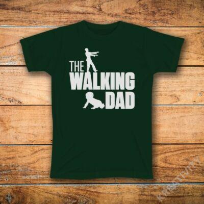 The Walking Dead mintás póló 2