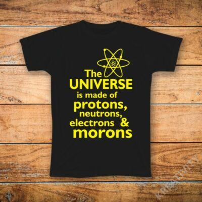The universe feliratos póló