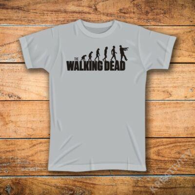 The walkind dead evolution
