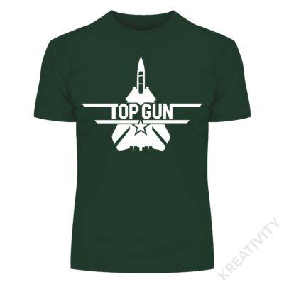 Top gun feliratos póló